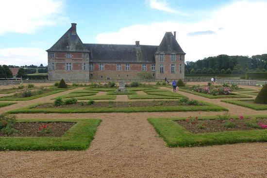 Carrouges, Frankrig: Arrière du château