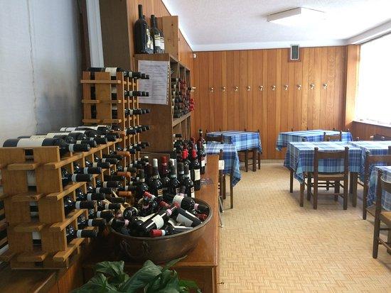 Viggiu, Italia: Una sala