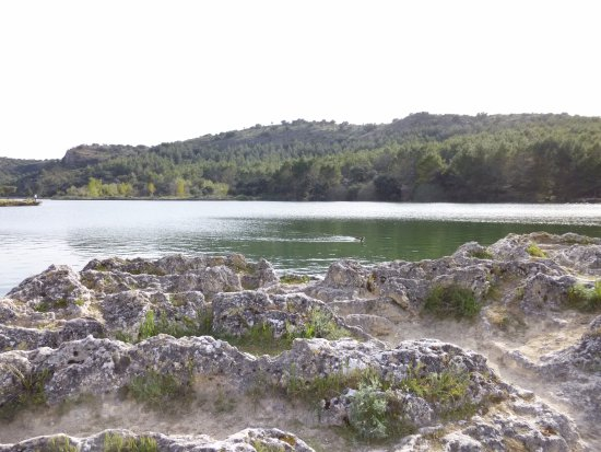 Castile-La Mancha, Spanyol: Parque Natural Lagunas de Ruidera