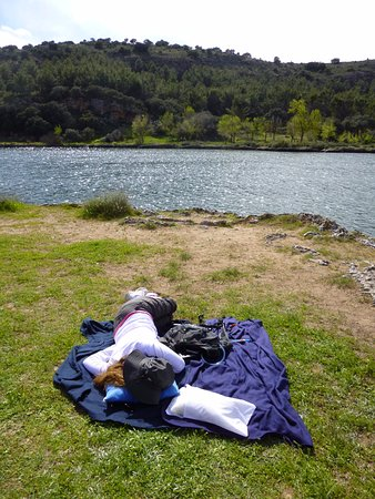Castile-La Mancha, Espanha: Parque Natural Lagunas de Ruidera