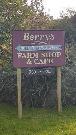 Berry's Farm Shop & Cafe照片