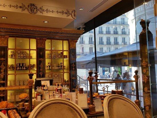 cafe pouchkine paris opera bourse restaurant reviews phone number photos tripadvisor. Black Bedroom Furniture Sets. Home Design Ideas