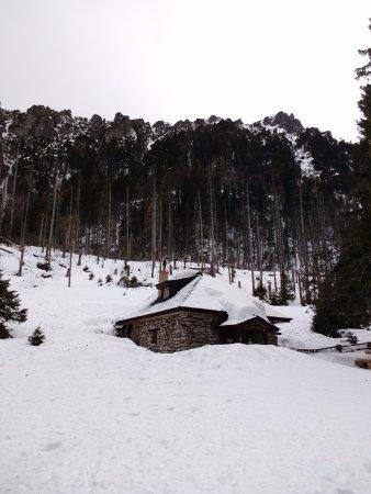 Stary Smokovec, Eslovaquia: chata at winter