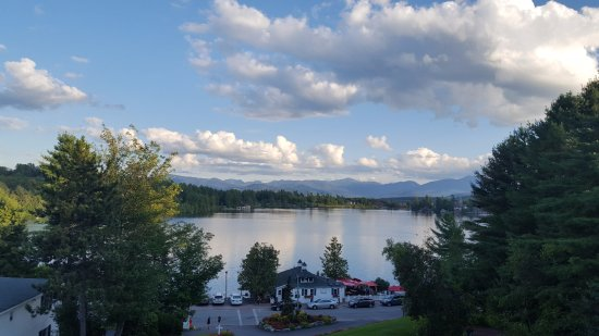 Mirror Lake Inn Resort & Spa : Amazing view!