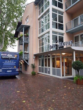 Ora, إيطاليا: Eingang Hotel
