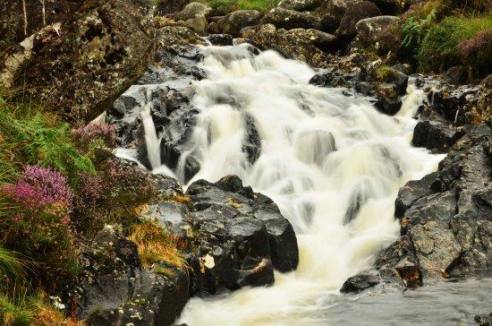 Galloway Forest Park, UK: Wodospad