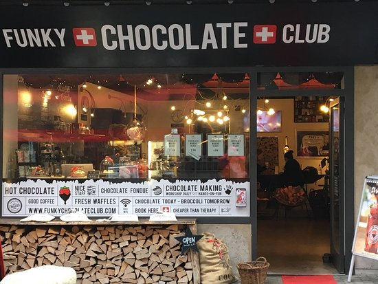 Funky Chocolate Club Switzerland