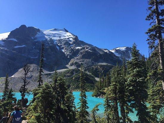 Pemberton, Canada: Joffre Lakes Provincial Park
