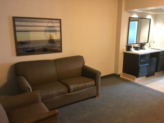 partial ocean view picture of embassy suites by hilton. Black Bedroom Furniture Sets. Home Design Ideas