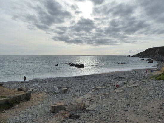 Alternative Gunwalloe Beach for dog owners