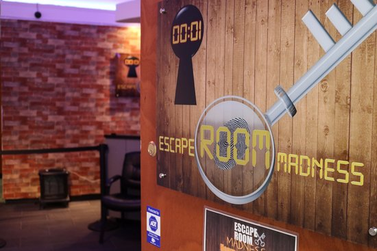 Nueva York, Estado de Nueva York: Welcome to Escape Room Madness!