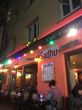 Sadhu Indian Restaurant Berlin