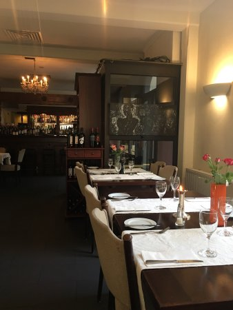 La Contessa: We couldn't wait to enjoy these dishes so the food is already partially gone in our pictures. I