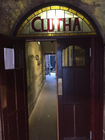 The Clutha Bar: Clutha Bar