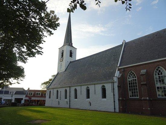 """-Noordwijkerhout-Rijksmonument """"Het Witte Kerkje""""uit 1620-"""