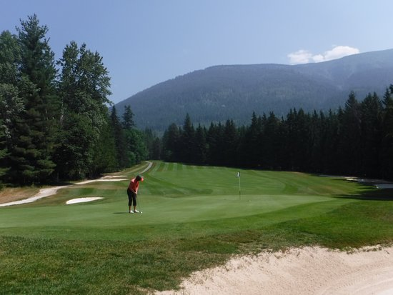 Crawford Bay, Canada: Kokanee Springs Golf Course