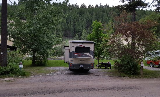 Golden Municipal Campground Photo