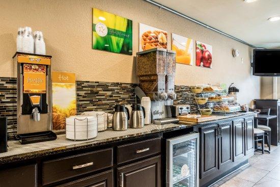 Auburn, AL: Breakfast Room