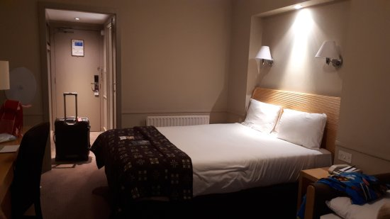 Mercure London Staines-upon-Thames Hotel: 20170901_195534_large.jpg