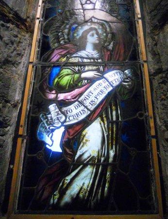 Athenry Heritage Centre: Restos de la antigua iglesia anglicana.