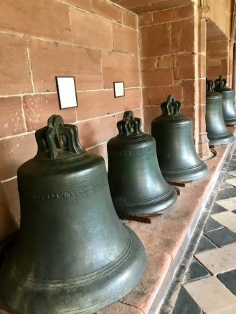 Worcester, UK: Bells