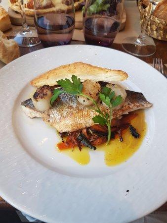 Massy, France: Duo Bar + Saint jacques et ses légumes façon Thaï
