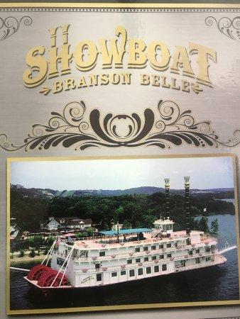 Showboat Branson Belle: Brochure