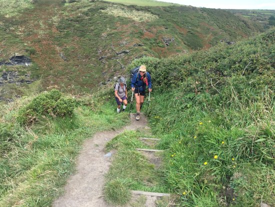 Boscastle - South West Coast Path walk: photo5.jpg