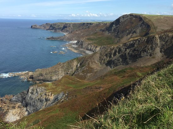 Boscastle - South West Coast Path walk: photo7.jpg
