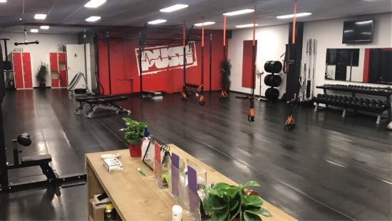 Nieuwegein, เนเธอร์แลนด์: Impressie van trainingen binnen PUSH Training Studio