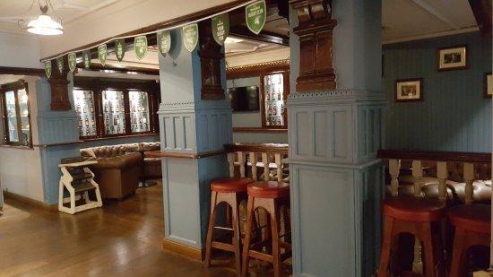 Portobello Hotel: Il pub dove servono la colazione