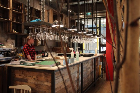 Offene Küche Picture Of Zizzi Aberdeen Tripadvisor