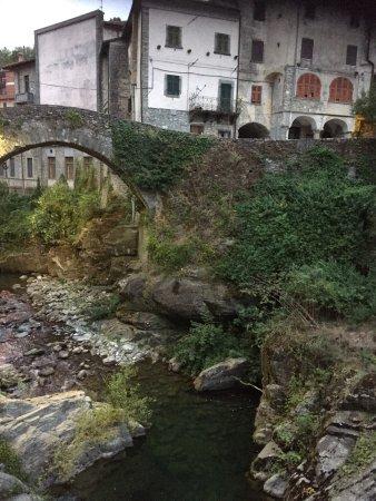 Bagnone, Italy: Хороший ресторан с прекрасным видом !