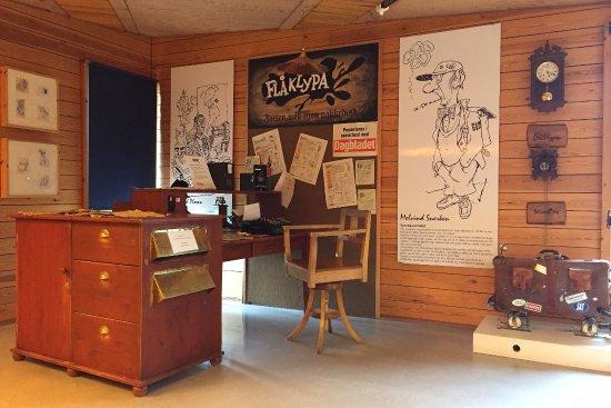 Alvdal, Norway: Aukrust museum