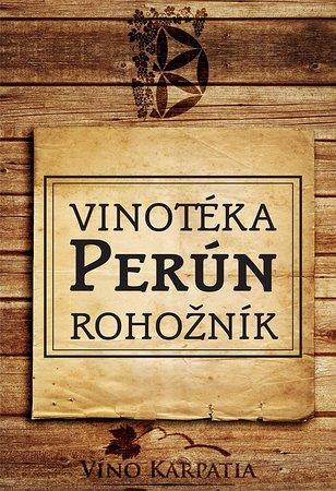 Vinoteka Perun