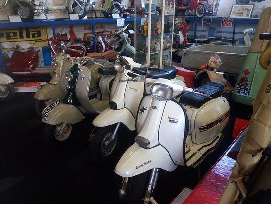 Lambretta Museum