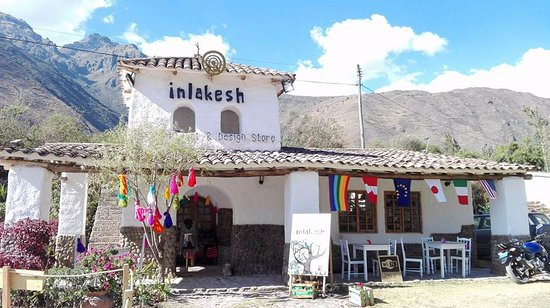 Inlakesh Peruvian Art & Design Store