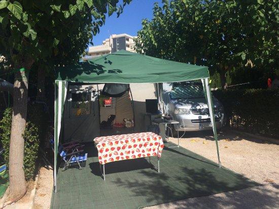 Bungalows Camping Eden