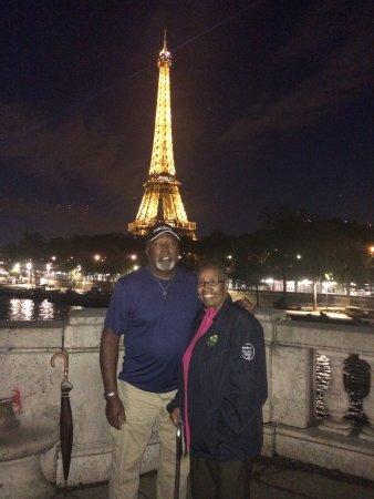 Hotel Eiffel Seine Picture