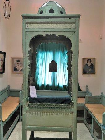 Museum of Moroccan Judaism: Exhibit