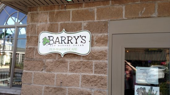 Webster, NY: Barry's Old School Irish