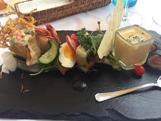 Seewalchen, Austria: Frühstück
