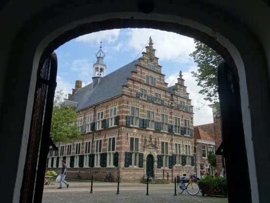 นาร์เดน, เนเธอร์แลนด์: -Naarden Vesting;Rijksmonument Stadhuis Naarden uit 1601-