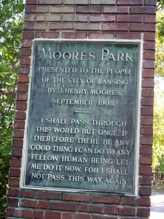 Moores Park