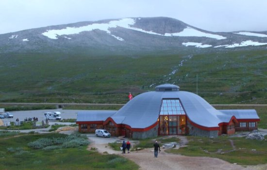 Nordland, นอร์เวย์: Arctic Circle