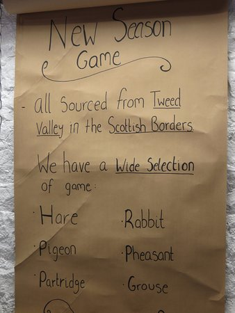 Elie, UK: game notice