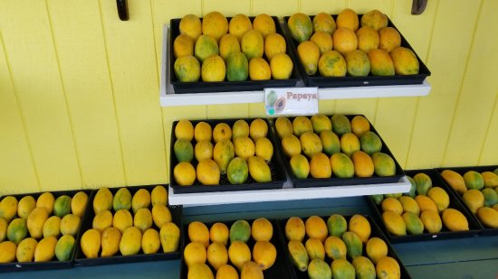 Pepeekeo, HI: Fruit