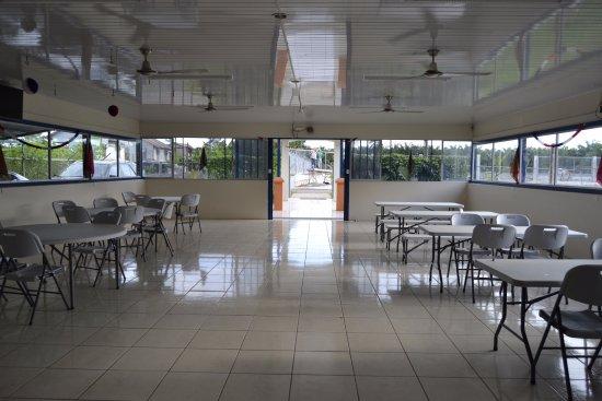 Parrita, Costa Rica: Interior