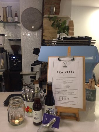 Bluebell Coffee Photo