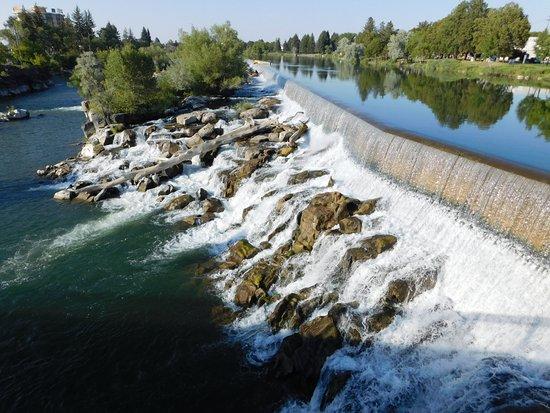 Idaho Falls River Walk